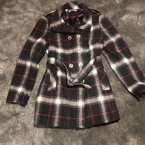Cute tweed coat